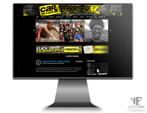 CarX-Crazy-K-Web-Design