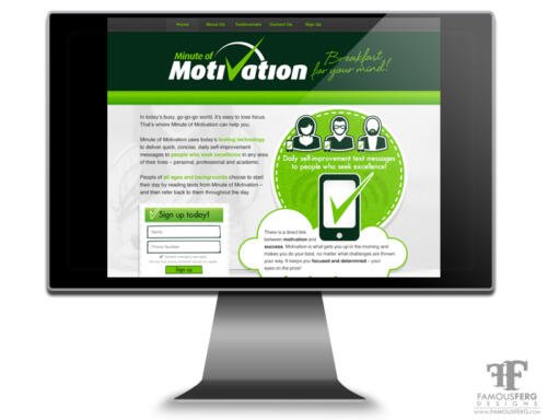 Minute-of-Motivation-Web-Design