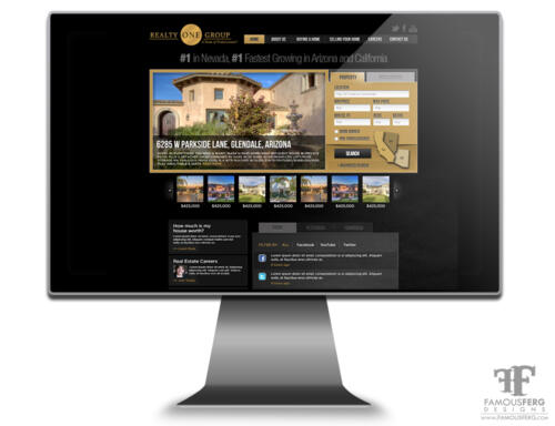 Realty-ONE-Group-Web-Design