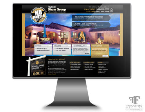 Russell-Shaw-Group-Web-Design