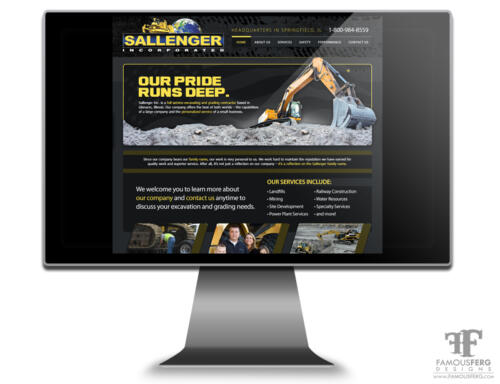 Sallenger-Construction-Web-Design