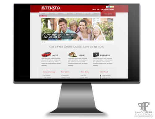 Strata-Insurance-Web-Design