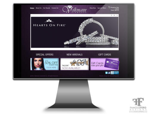 Volkmann-Diamonds-Web-Design